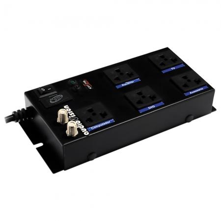Audiovision KIT Instalacao HDMI P/TV Plasma e LCD 127V