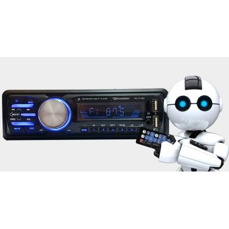 Auto Radio Roadstar Brasil RS2715BR - BLUETOOTH/ FM/ USB/ SD 4X50