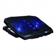 Base para Notebook C3TECH 17,3  Gamer NBC-100BK