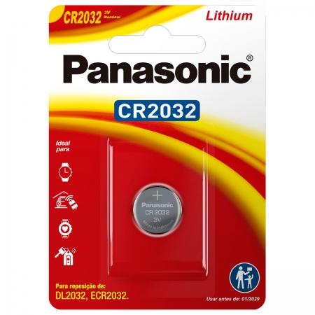 Bateria de Lithium 3V com 1 CR2032/1B100