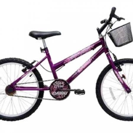 Bicicleta Cairu ARO 20 MTB FEM STAR GIRL - 319701 Violeta
