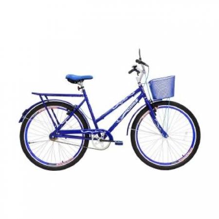 Bicicleta Feminina ARO 26 Genova  - 310118 AZUL