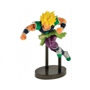 Boneco Bandai Banpresto Dragon BALL Super Super Saiyan BROLY Z Battle