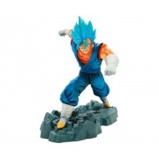 Boneco Bandai Banpresto Dragon BALL Z Dokkan Battle Collab Super Saiyan GOD Vegetto