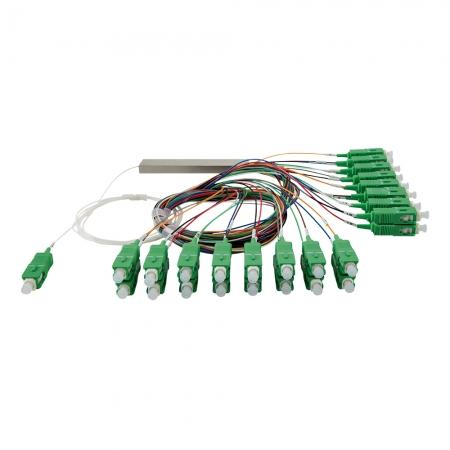 Cabo Optico Splitter Intelbras XFS 1322 PLC 1X32 SCOM APC 4830027