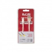 Cabo USB EVUS FAST Charge TYPE C 1.0M C-055 GOLD Blister