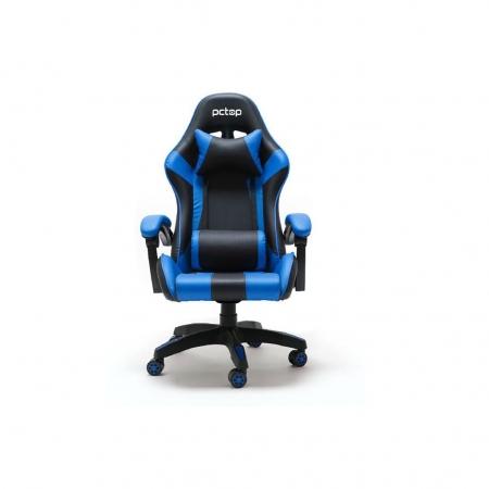 Cadeira Gamer PCTOP AZUL - A6022-1-RE