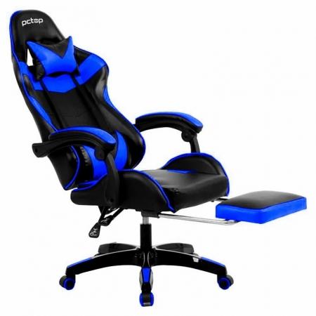 Cadeira Gamer PCTOP Racer AZUL - 1006