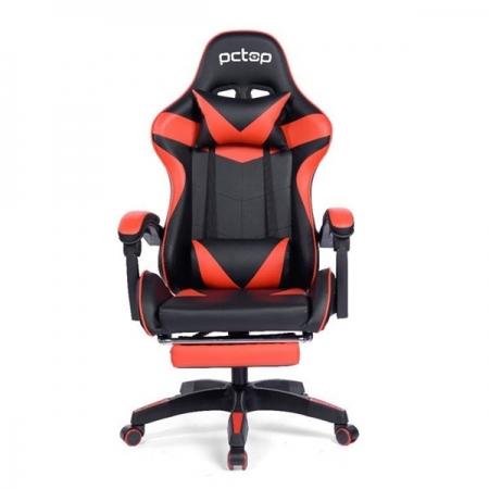 Cadeira Gamer PCTOP Racer Vermelha - 1006