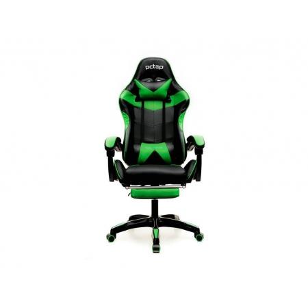 Cadeira Gamer PCTOP Verde PC6022-RE