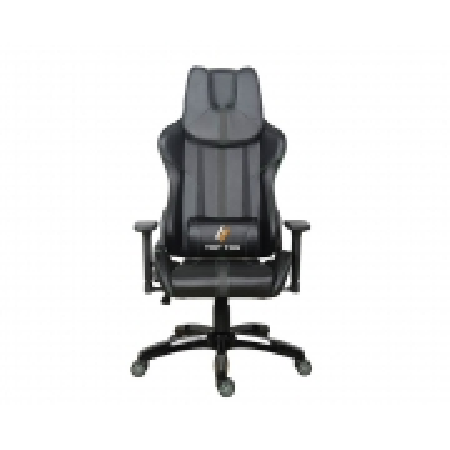 Cadeira Gamer TOP TAG Giratoria Preta (HS101BKI)