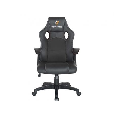 Cadeira Gamer TOP TAG Giratoria Preta (HS2706BKI)