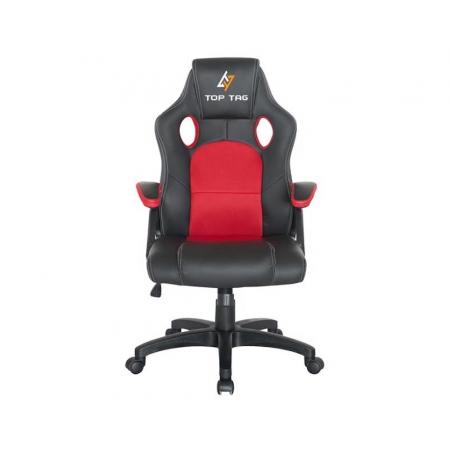 Cadeira Gamer TOP TAG Giratoria Vermelha (HS2706RDI)