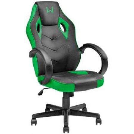 Cadeira Gamer Warrior Tongea ATE 120KG - GA160 Verde