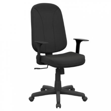 Cadeira Giratorio Plaxmetal Presidente - 30499.23.1.3 Preto