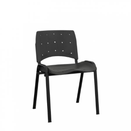 Cadeira Plaxmetal Fixa 4 PES Ergoplax - 08832