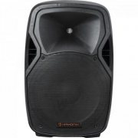 Caixa Acustica Ativa 600W Bluetooth CPA 15600L Preta Hayonik