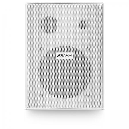 Caixa Acustica NEW PS200 PLUS 4 ´´ 30W Branca PAR