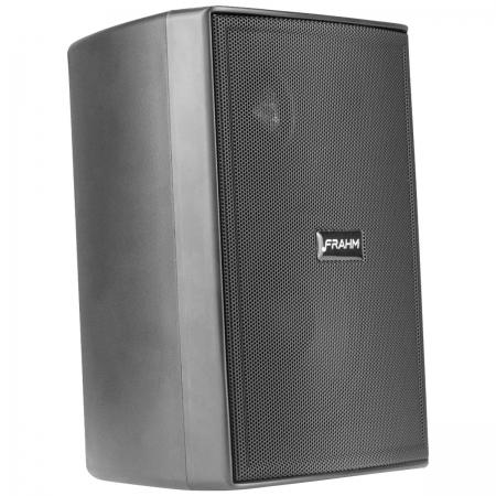Caixa Acustica NEW PS200 PLUS 4 ´´ 30W Preta PAR