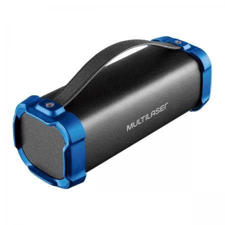 Caixa de Som Bazooka Bluetooth 50W BT/AUX/USB/FM SP350