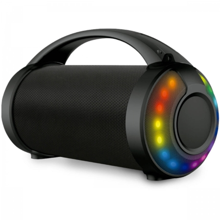 Caixa de Som Bazooka LED 70W BT/AUX/USB/TWS SP600