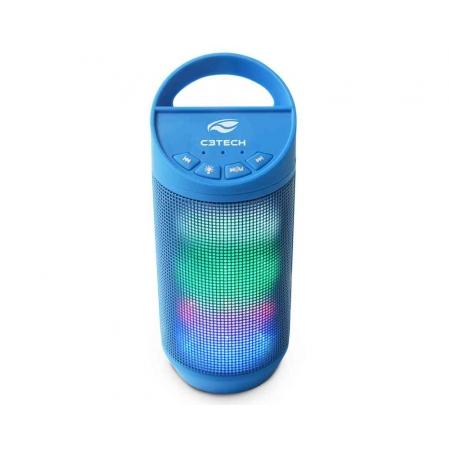 Caixa de Som C3 TECH Bluetooth Beat (SP-B50BL)