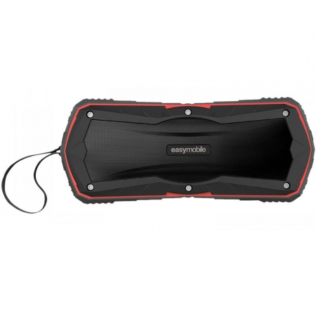 Caixa de Som EASY Mobile Bluetooth ENERGY BOX Vermelha