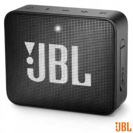 Caixa de Som GO2 JBL 3W Bluetooth - 28910938 Preto