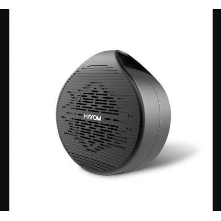 Caixa de Som Hayom Portatil Bluetooth Cartao SD 3W Preto - CP2700