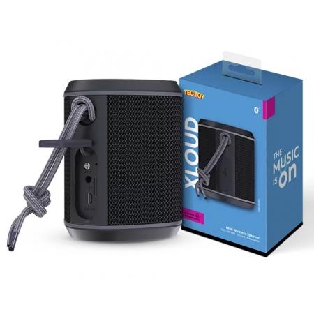 Caixa de Som Tectoy Xloud Mini Wireless Speaker