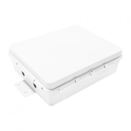 Caixa Hermetica Multitoc Vedada 25X20X8 Completa Branca