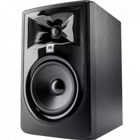 Caixa Monitor de Estudio Ativa 5´´ 305P Mkii Preta JBL