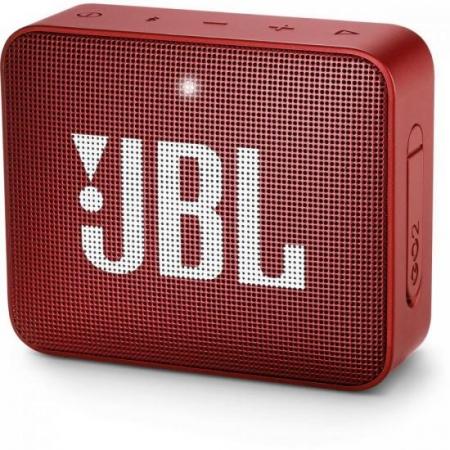 Caixa Multimidia Portatil GO 2 Vermelha JBL