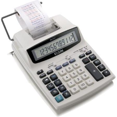 Calculadora com Bobina MA-5121