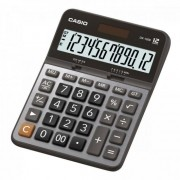 Calculadora de Mesa 12 Digitos DX-120B Prata Casio