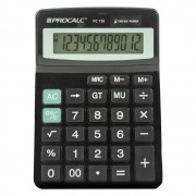 Calculadora de Mesa Procalc PC730 12 Digitos