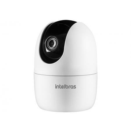 Camera de Seguranca Intelbras 4565501 Mibo IM4 WI-FI FULL HD com Audio e Visao Noturna 360 Graus