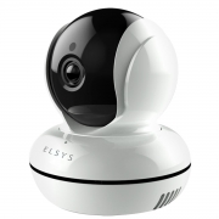 Camera de Seguranca WI-FI Rotacional 360O Inteligente FULL HD ESC-WR3F