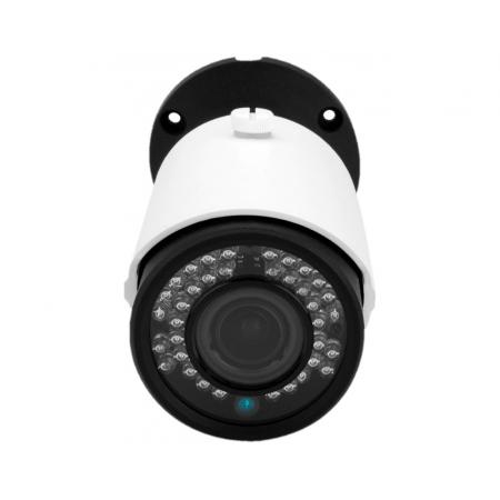 Camera de Vigilancia Motorola Analogica Wide View 1080P Bullet Metal Lente VERIFOCAL2.8 IR40M/OSD/IP66 (MTABM042611)