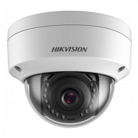 Camera Digital IP Dome 4MP 2560X1440 2,8MM Poe IR EXIR 30M Metal IP67 DS-2CD1143G0-I