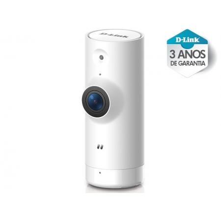 Camera Seguranca Wifi - DCS-8000LHV2 WI-FI FULL HD com Audio e Visao Noturna BRANC