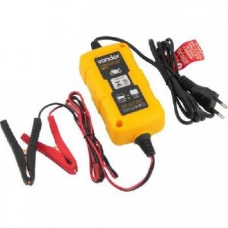 Carregador Inteligente de Bateria Vonder CIB003 - 6847003000