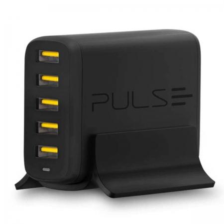 Carregador Pulse de Mesa 5 Portas USB SMART-IC 25W CB149
