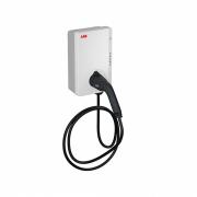 Carregador Veicular Wallbox ABB6AGC082155 Terra Wallbox AC 7,4KW RFID Cabo 5M T2 Monofasico 220V