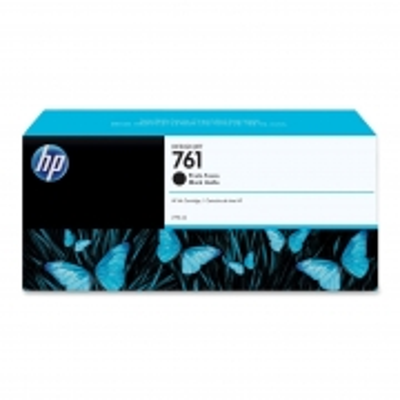 Cartucho de Tinta HP 761 Preto Fosco PLUK 775ML - CM997A
