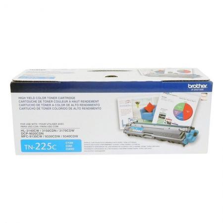 Cartucho de Toner de ALTO Rendimento AZUL P IMPR Laser - TN225CBR