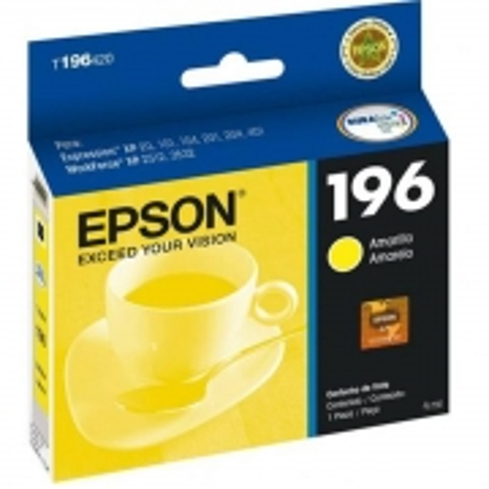 Cartucho EPSON Amarelo 4ML - T196420-BR