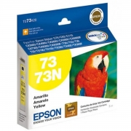 Cartucho EPSON Amarelo 5ML - T073420-BR