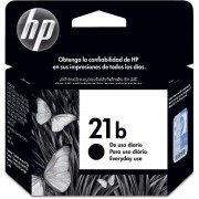 Cartucho HP 21B Preto 5ML - C9351BB