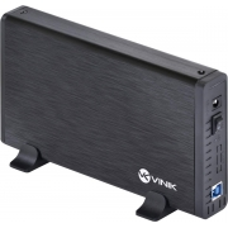 Case Externo HD 3.5  Aluminio com Chave I/O USB 3.0 - CHDA-200